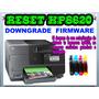 Downgrade Firmware Hp8620 ¿ No Reconoce Cartuchos ?click Aca