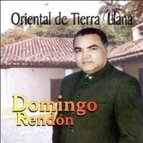 Cd Música Venezolana Oriental De Tierra Llana (digital)