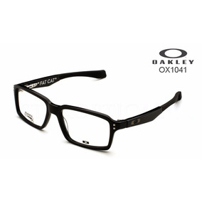 Oakley Fat Cat Ox1041 Monturas Lentes De Medida Originales