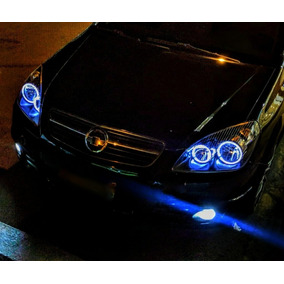 Kit Angel Eyes Para Farol Do Vectra Gtx