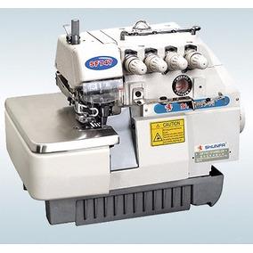 Maquinas Coser 1 Recta - 2 Overlock 5 Hilos Industriales