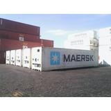 Container Câmara Fria Inox Conteiner Frigorífico Refrigerado