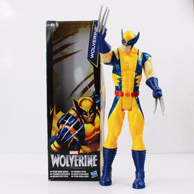 Action Figure Boneco X-men Wolverine Logan Arma X 30cm