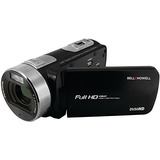 Bell+howell 1080p Full Hd Video Videocamara With 20.0 Mp