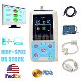Contec Nuevo Signo Vital Portátil Monitor De Paciente, Nibp