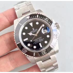 Relógio Rolex Submariner Gmt 40 Mm Com Caixa Rolex