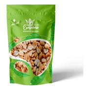 Amendoim Sem Pele Sem Sal Torrado 500g Vegano Rei Do Empório