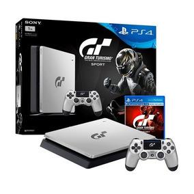 Sony Playstation 4 Super Slim 1tb+juego Gran Turismo