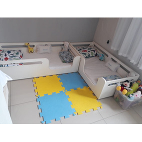 Cama Gemeos Infantil !!! Kit 2 Unidades!!!