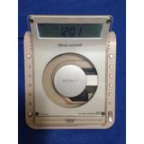 Sony Radio Cd Reloj Despertador Dream Machine Usado