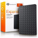 Hd Externo Seagate 1tb Usb 3.0 Ps3 / Ps4 / Xbox / Tv / Pc