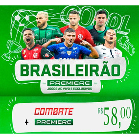 Premiere Play E Outros + Combate + Fox 1 Ano + (individual)