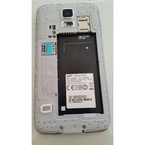 Celular Sansung Galax S5 M G900fdgsmh 2 Chip