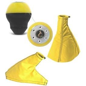 Bola Cambio + Coifa Amarelo/preto Parati Surf
