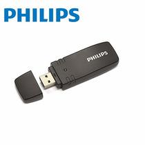 Adaptador Wireless Usb Philips Pta01 - Smartv Smart Tv Wi-fi