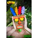 Máscara Aku Aku Crash Bandicoot 1:1 Monstarth