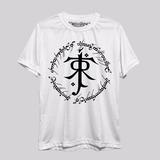 Camiseta J. R. R. Tolkien Senhor Dos Aneis Hobbit - Freekz -