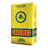 Erva Mate Canarias Chimarrão Argentina Importada 500g