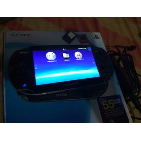 Ps Vita 3.60 + Adap. Microsd