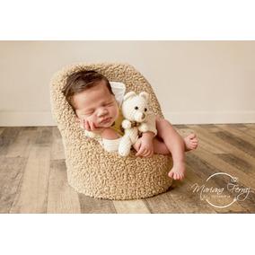 Poltrona Posicionadora Newborn / Sofá- Props - Recém-nascido