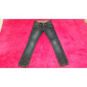 Calça Jeans Feminino Criança 6 Anos