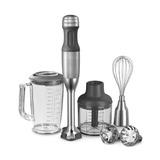 Mixer Kitchenaid Batidora Licuadora Minipimer Gris