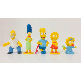 Los Simpson Colección Completa Sonrics Cartoonmania 42yc