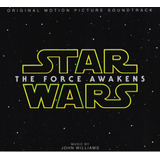 Star Wars The Force Awakens John Williams Soundtrack Cd