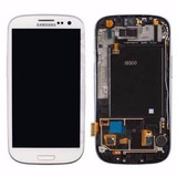 Tela Display Touch Frontal Galaxy S3 I9300 Envio Imediato