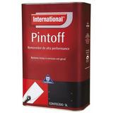 1gl Removedor De Tinta Pintoff 5l M45594