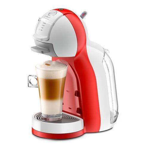 Cafetera Nescafé Moulinex Dolce Gusto Mini Me roja 230V