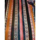 Manta Antigua -puyo Antiguo -aguayo Medidas 1,75 ×1,50