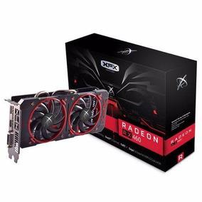 Placa De Video Xfx Radeon Rx 460 4gb Amd Para Jogos