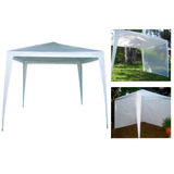 Gazebo 3 X 3 + 4 Paredes Laterales Combo 100 % Impermeable