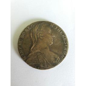 Moeda Austria 1780 1 Thaler (replica)