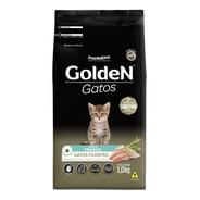 Ração Para Gatos Golden Filhotes Sabor Frango 1kg Gatinhos