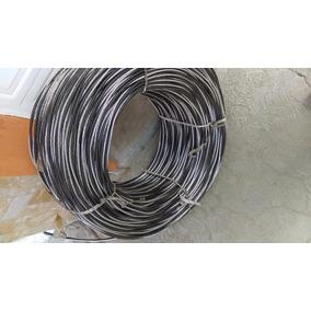 Cable Aac Aluminio 1+1 Cal 6, Rollo De 500 Mts P/acometida