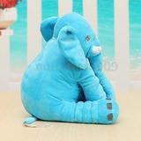 Elefante Nariz Larga Muñeca Sueño Almohada Bebé Encantador