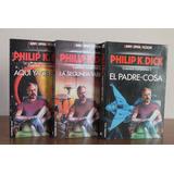 Cuentos Completos Philip K Dick 3 Tomos Martinez Roca