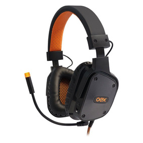 Headset Shield Preto Surround 7.1 Cont Multifuncional Hs409