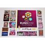 Álbum Lleno Eurocopa 2012 Panini Barajitas Sueltas+ Forro