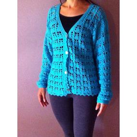 Oferta Sueter Tejidos Crochet+chaqueta Bluyin Nuevos