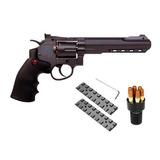 Revolver Crosman Cal 4.5 Balines Sr357b