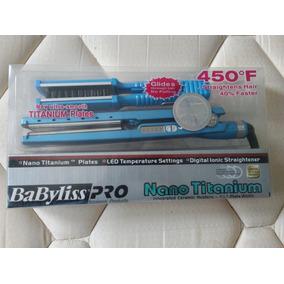Plancha Babyliss Pro Nano Titanium