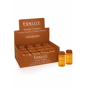 Fidelite Ampolla Complejo Keratínico 15ml