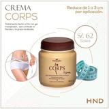 Crema Corps Elimina Grasa, Celulitis Y Estrias