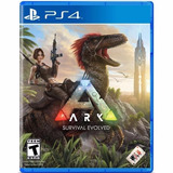 Ark Survival Evolved Juego Fisico Ps4 Original