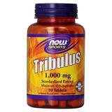 Tribulus Now 1000mg 90cp Importado E U A Original