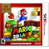 Nintendo Selects Super Mario 3d Land Nintendo 3ds