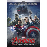 Marvel Avengers Era De Ultron Dvd Fisico Pelicula Original